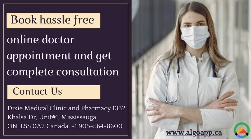 Book online doctor appointment as per your convenient - Toronto